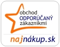 obchod odporucany zakaznikmi